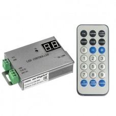 Контроллер HX-805 (2048 pix, 5-24V, SD-карта, ПДУ) 016999