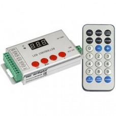 Контроллер HX-802SE-2 (6144 pix, 5-24V, SD-карта, ПДУ) 022992