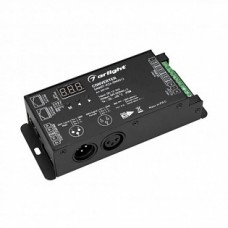 Конвертер SMART-K24-DMX512 (12-24V, SPI, 2.4G) 027128