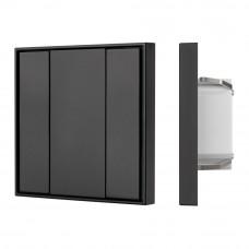 INTELLIGENT ARLIGHT Панель KNX-223-4-BLACK (BUS) 028758