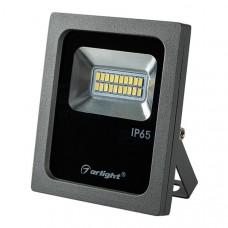 Светодиодный прожектор AR-FLG-FLAT-10W-220V White 022573