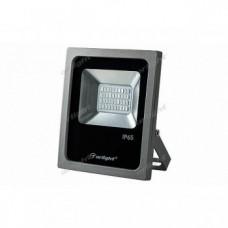 Светодиодный прожектор AR-FLG-FLAT-20W-220V White 022587
