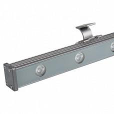 Светодиодный прожектор AR-LINE-1000XS-12W-24V RGB (Grey, 30 deg, DMX512) 024329