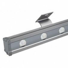 Светодиодный прожектор AR-LINE-1000L-48W-24V RGB-Warm3000 (Grey, 15x45 deg, DMX512) 027958
