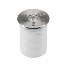 Светильник KT-AQUA-R85-7W Warm3000 (SL, 25 deg, 12V) 024938