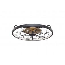 2520-4C, потолочный светильник, D400*H95, LED*30W, 2560LM, 4000K, included 2520-4C