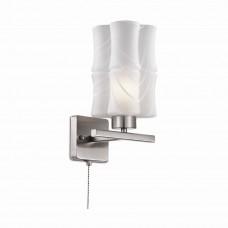 2437-1W, настенный светильник, D100*W550*H205, 1*LED*8W, 490LM, 4000K, included 2437-1W