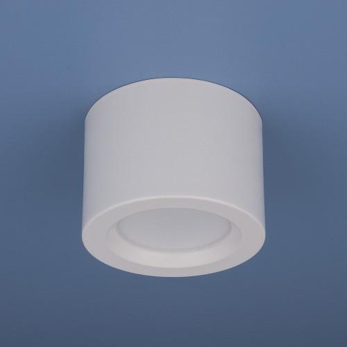 DLR026 6W 4200K белый матовый a040440