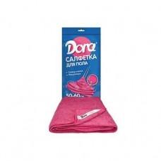 Салфетка из микрофибры Dora для пола 50х60 см 2001-011