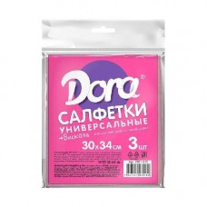 Салфетка вискозная Dora
