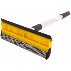 Стекломой WS-06 (с телеск. алюм.ручкой), размер щетки:20см, длина:45-78см 310406