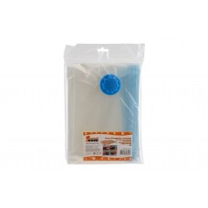 Пакет вакуумный для хранения с клапаном VB3, толщина 0,07мм, размер 80*120см 312603