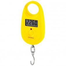 Безмен электронный ENERGY BEZ-150 желтый 25 кг 11634