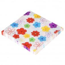 Салфетки бумажные, двухслойные, 33см * 33см., 20 шт БАБОЧКИ VPH307