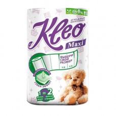 Полотенца бумажные KLEO 2 СЛОЯ 1 рулон С168