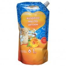 Жидкое  мыло  Детское 1000мл   M20  Дой-Паки  6пак 1127797