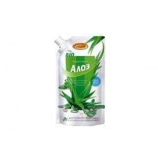 Жидкое  мыло Алоэ 500 мл. М4 Дой-Паки  12пак 1127798