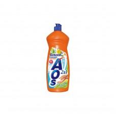 Средство для мытья посуды AOS Ромашка и витамин Е  0,45 л  20шт=1пак 1127835