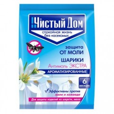 ЧД Антимоль Шарики [02-295] 5154