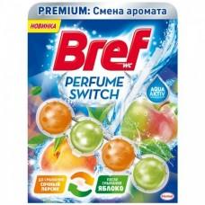 Bref Perfume switch шарики подвесные д/унитаза 1 шт персик яблоко <2571380> {10} 2571380