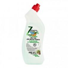 ZERO Гель д/мытья туалета лимон 750 мл. 481