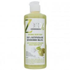 ZERO Мыло для очищения оливковое для любых поверхностей 500 мл. 436