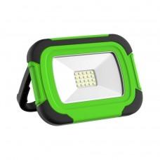 Аккумуляторный светодиодный прожектор GAUSS PORTABLE LIGHT 10W 700lm IP44 6500К 1/20 686400310